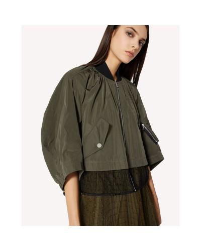 Wiosenna kurtka w kolorze khaki