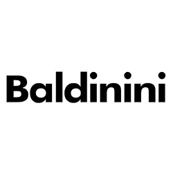 3b57ea9323c73 Czarna skórzana kurtka damska ocieplana - Baldinini - Projektanci ...